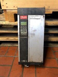 Frequenzumrichter Danfoss HVAC Drive VLT6000 5,5 kW Frequenzumformer