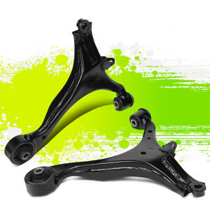 FOR 01-05 HONDA CIVIC PAIR FRONT LOWER SUSPENSION CONTROL ARM W/BUSHING 02 03 04