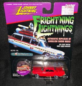Frightning Lightnings Horror CHRISTINE Rare Error Card (MOC) Johnny Lightning