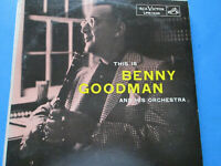 This Is Benny Goodman And His Orchestra album 33 1/3 rpm