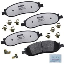 Fleet Metlok Semi-Metallic SDR fits 2005-2007 Ford F-250 Super Duty,F-350 Super