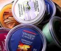 """Two Yankee Candle Scenterpiece Easy Melt Cups """"Your Choice"""""""