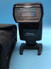 NIKON SPEEDLIGHT SB-700  Flash Blitz  Tasche  Fach abgeb schließt nicht richtig