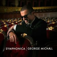 GEORGE MICHAEL - SYMPHONICA (BLURAY AUDIO)  BLU-RAY NEW!
