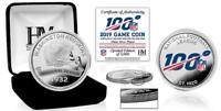 Washington Redskins NFL 100 Highland Mint Game Flip Coin RARE LIMITED EDITION