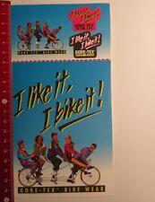 ADESIVI/Sticker: Gore Tex BIKE WEAR i like it i BIKE IT (1203176)