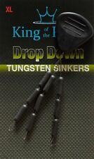 Tungsten sinkers XL - carp fishing
