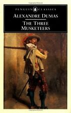 The Three Musketeers by Alexandre Dumas per