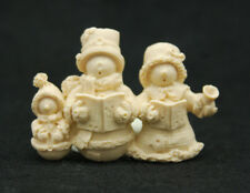 Snowman family, Silicone Mold Mould Chocolate Polymer Clay Soap Candle Wax Resin