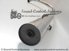 """Suzuki Marauder GN 250 GN 125 verstellbarer Sound """"T-300"""" für Original Auspuff"""