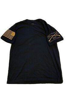 Grunt Style This We'll Defend Military Men's T-Shirt Size Large
