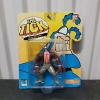 Bandai The Tick Collectible Action Figure Death Hug Dean New On Card