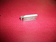 DINKY TOYS PORTE GAUCHE PEUGEOT 204 CABRIOLET  REF/ 511 en white metal