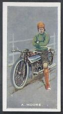 PATTREIOUEX-DIRT TRACK RIDERS (COL 1929)-#24- SPEEDWAY - ARNOLD MOORE