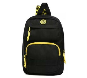 VANS x National Geographic Small Crossbody Sling Backpack Black