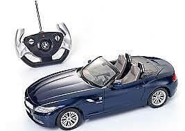 BMW Genuine Model Car Remote Control Z4 Blue Scale 1:12 80442447988