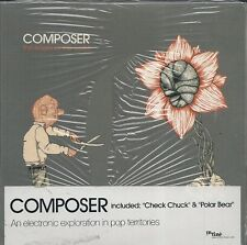 CD ALBUM 9 TITRES DIGIPACK--COMPOSER--THE EDGES OF THE WORLD--2011--NEUF