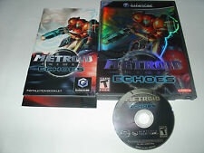 Metroid Prime 2: Echoes  (Nintendo GameCube, 2004)