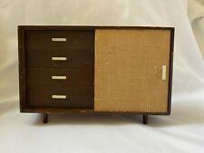 Vintage! Mattel Mid-Century Modern 1958 Barbie furniture CONSOLE CABINET