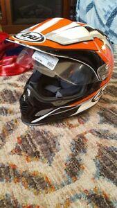 Arai XD4 Orange XS