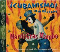 ¡Cubanismo! In New Orleans Mardi Gras Mambo CD NEW John Boutte