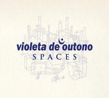 CD Violeta De Outono – Spaces (NEW/SEALED)