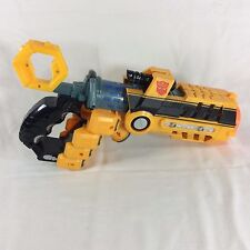 Bumblebee Ion Blaster Hasbro Light Sound Transformers Gun Pistol Allspark Toy
