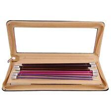 KnitPro Zing 30cm Single Pointed Needle Set