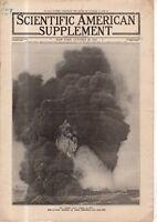 1919 Scientific American Supp October 25 - Well-drilling; Pigeons; Langmuir Post