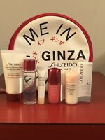 Shiseido Benefiance Travel Size Skincare Set With Bag