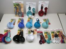 KitchenAid choice of measuring cups, spoons or measuring cup/spoon set