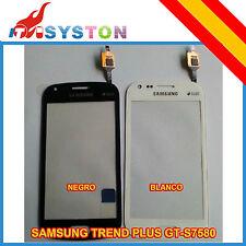 Pantalla tactil Samsung Galaxy Trend Plus GT-S7580 S7582 Color Negro Negra