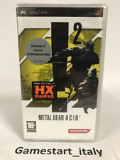 METAL GEAR ACID 2 - SONY PSP - NUOVO SIGILLATO NEW SEALED PAL VERSION