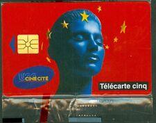 TELECARTE 5 UNITES  GN 402  UGC CINECITE MARSEILLE  NSB