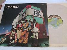 NEKTAR..DOWN TO EARTH ORG '74 PROG-PSYCH CONCEPT PASSPORT EX+!