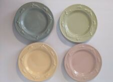 Set of 4 vintage Hallmark Bunny plates perfect for Easter