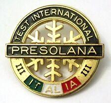 Spilla Test International Presolana Italia – III (Bertoni Milano)