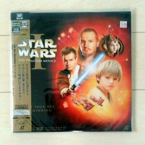 (Occasion) Star Wars Épisode 1 Fantôme Menace Laserdesk Ld