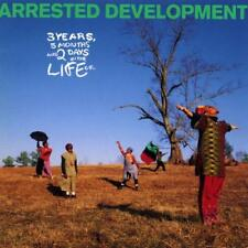 ARRESTED DEVELOPMENT - 3 Years 5 Months & 2 Days (CD 1992) USA Import EXC