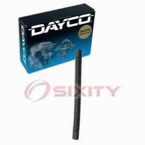 Dayco Upper Radiator Coolant Hose for 1985-1988 Merkur XR4Ti Belts Cooling jh