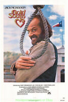GOIN SOUTH MOVIE POSTER ROLLED ONE SHEET JACK NICHOLSON