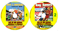 Roy of the Rovers 687 issues & specials adventure football British Comics 5 DVDs