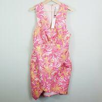 SHEIKE Womens Size 12 Tilly Jacquard Dress NEW $159.95