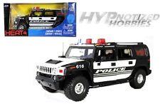 JADA 1:24 2011 HEAT HUMMER K-9 POLICE DIE-CAST 53549-K9