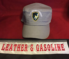 Army Security Agency-- corporal hat (GRAY)