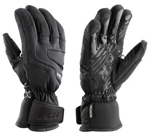 NEW $110 Leki Challenge S Goretex Ski Gloves Snow Boarding Winter Mens Womens