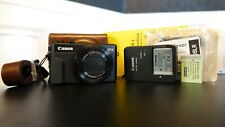 Canon PowerShot G7 X Mark II 20.1 MP Camera + Xtra Battery + Protection Kit! 9+
