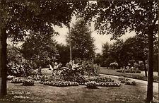 Limbach Sachsen AK 1927 Partie im Stadtpark Verlag Trinks gelaufen nach Planitz