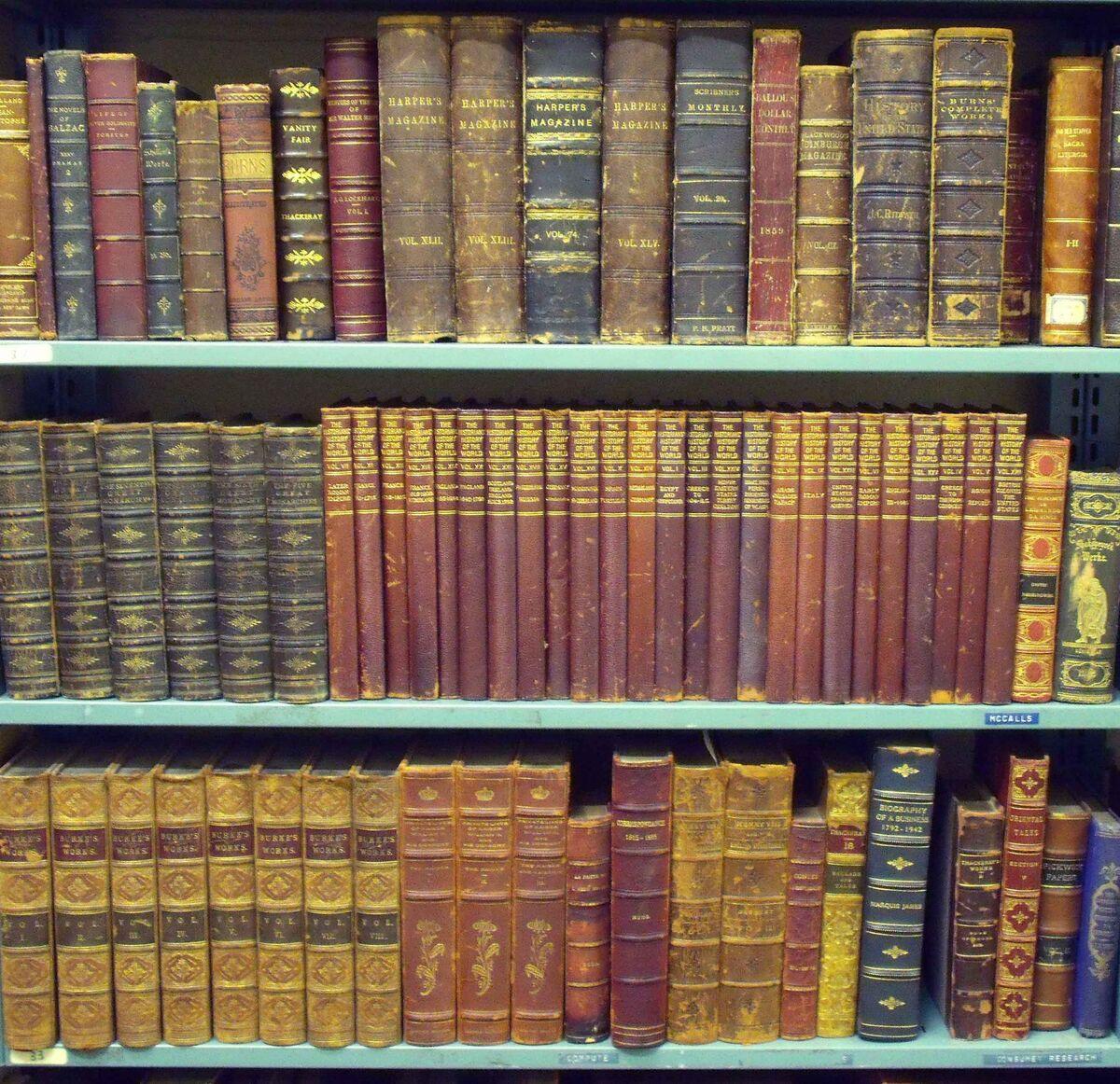 Fair Deal Donn,  Books & Ephemera