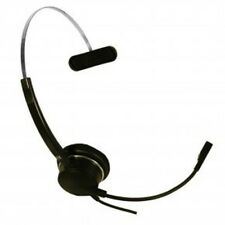 Headset + NoiseHelper: BusinessLine 3000 XS Flex monaural Hagenuk OB33 Militär